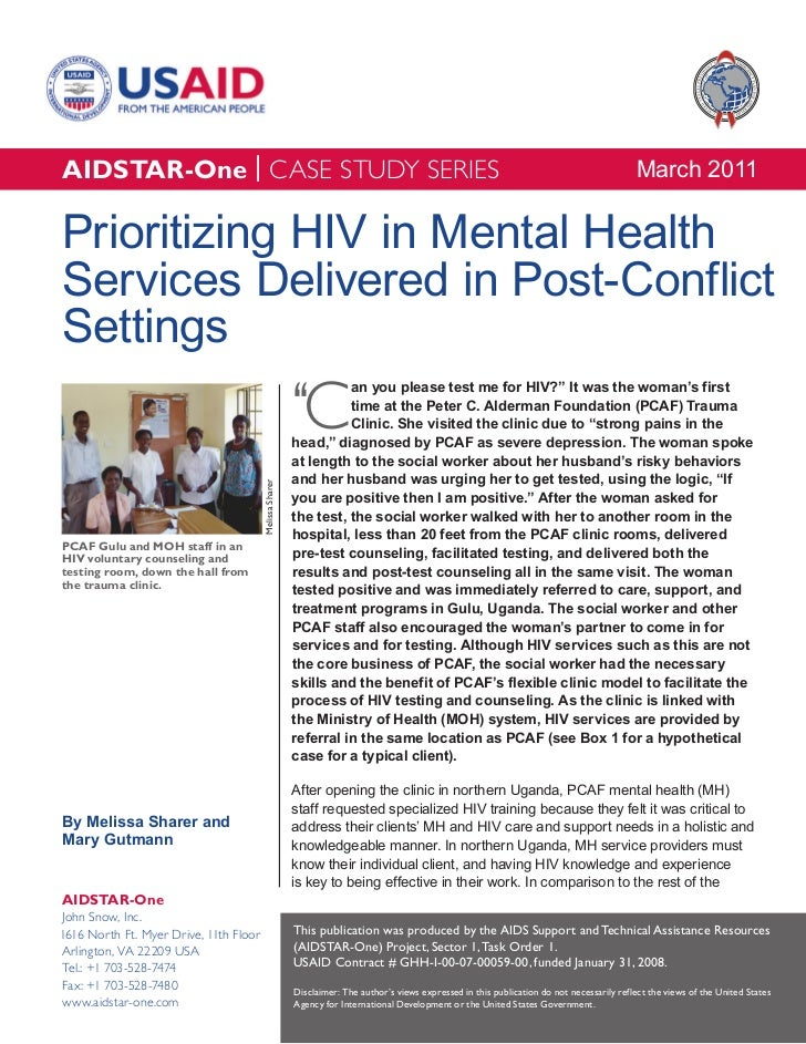 hiv case studies uk A total of 742 studies and case reports were reviewed by the  none of the  possible cases of hiv transmission due to biting were in the uk or.