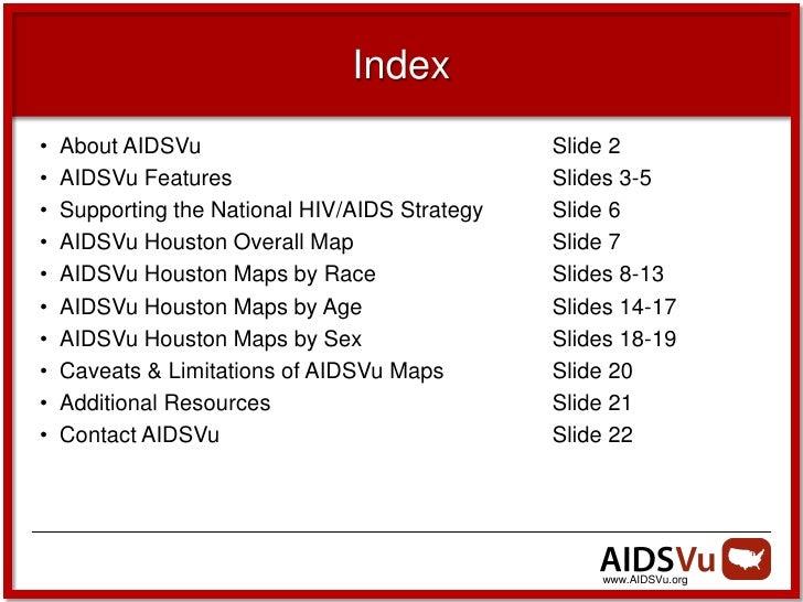 Illustrating HIVAIDS in Houston