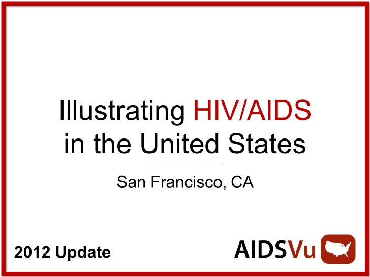 Illustrating HIV/AIDS in San Francisco