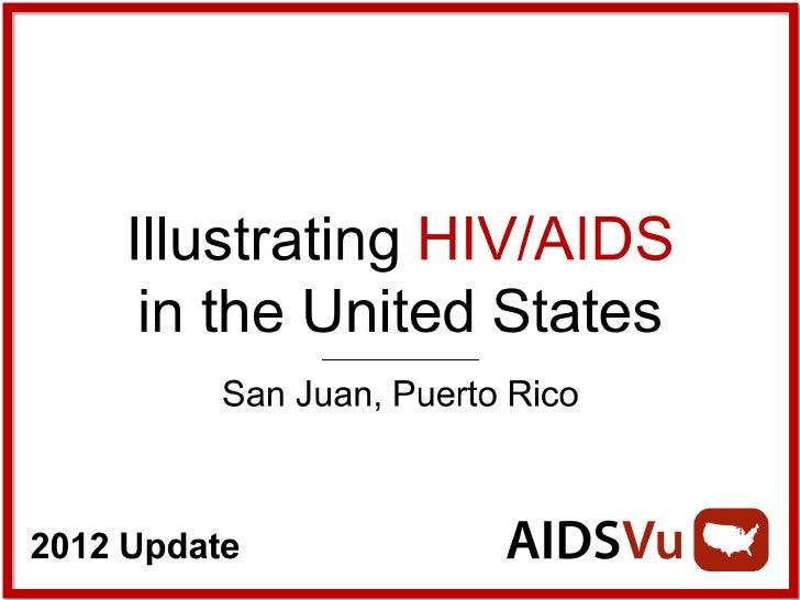 Illustrating HIV/AIDS in San Juan