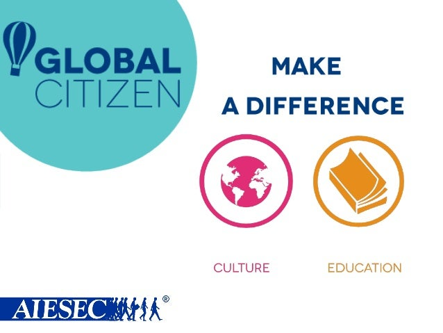 AIESEC | Live the experience