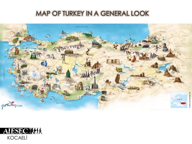 Information Booklet about KocaeliTurkey