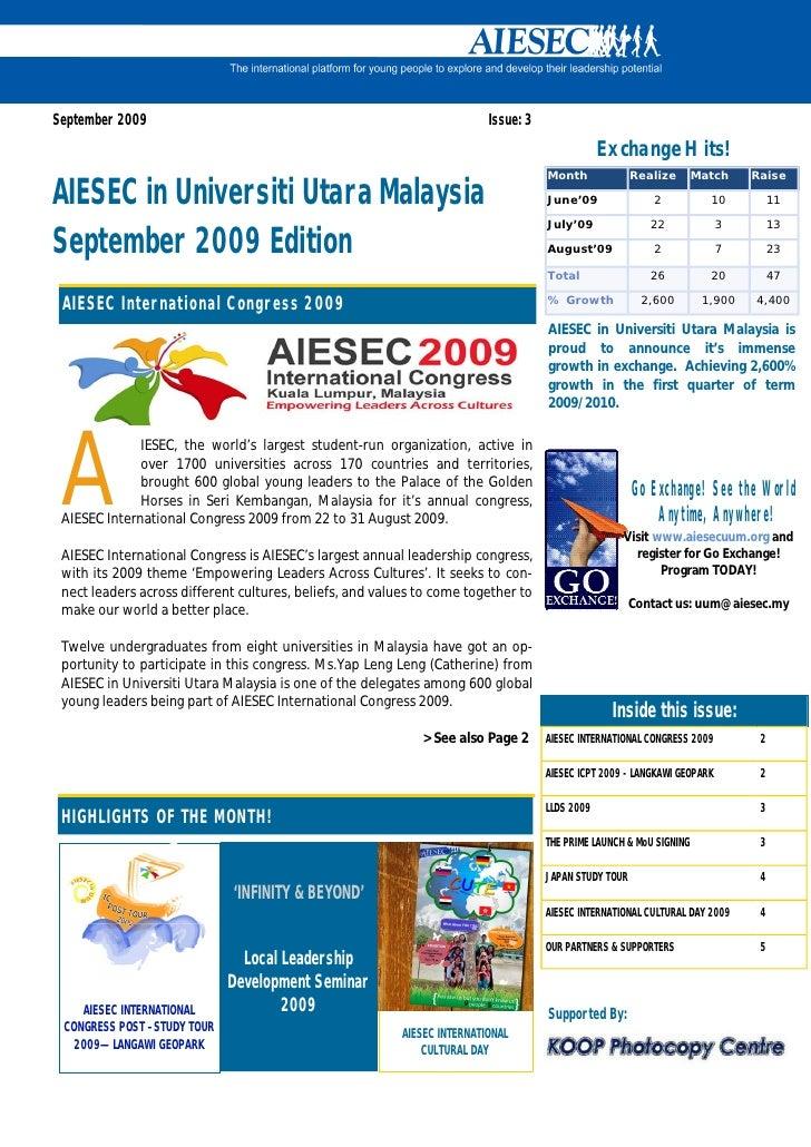 September 2009                                                            Issue: 3                                        ...
