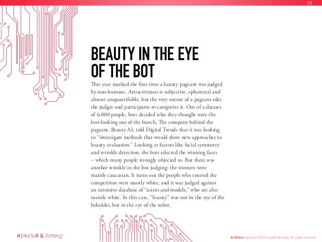 As seen in robots, AI feeds our idea of what they should be, more than what they could be. A robot may be simply functiona...