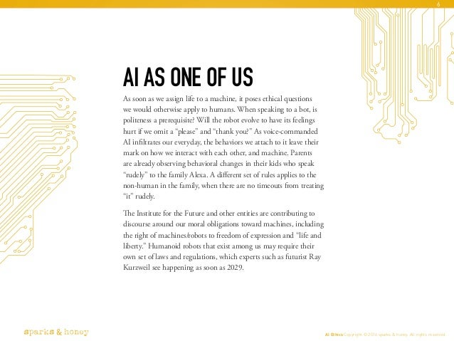 When we interact with AI, we expect it to be our friend, our companion, our helper. But can a robot really have a soul?
