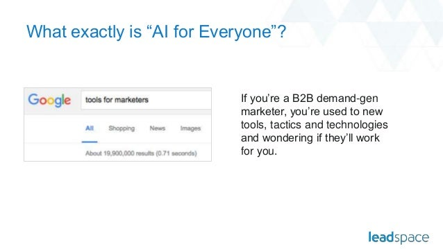 artificial intelligence for marketing pdf
