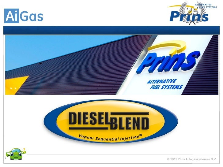 © 2011 Prins Autogassystemen B.V.