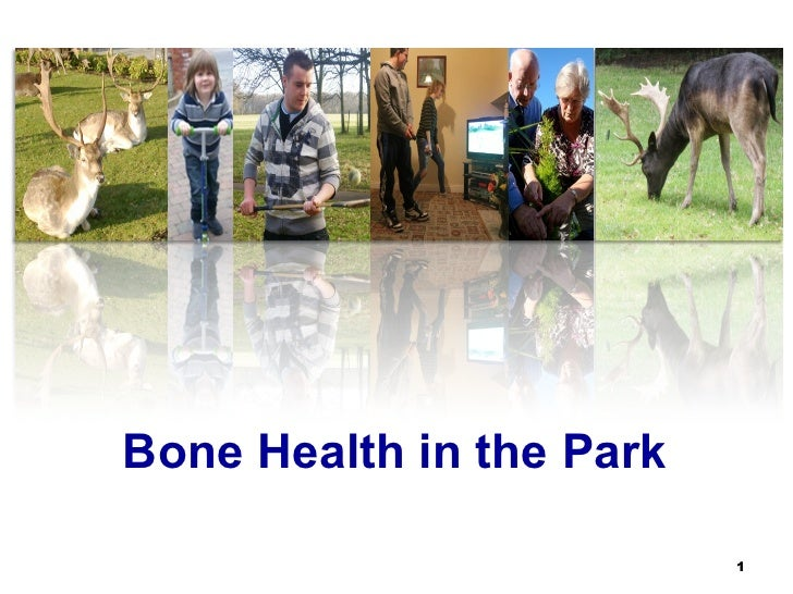 Bone Health in the Park