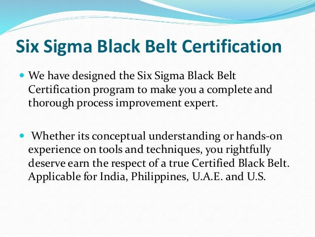 aigpe ppt 1 lean six sigma lean six sigma certification six sigma cer…