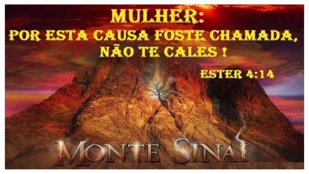 MONTE SINAI Anderson Freire