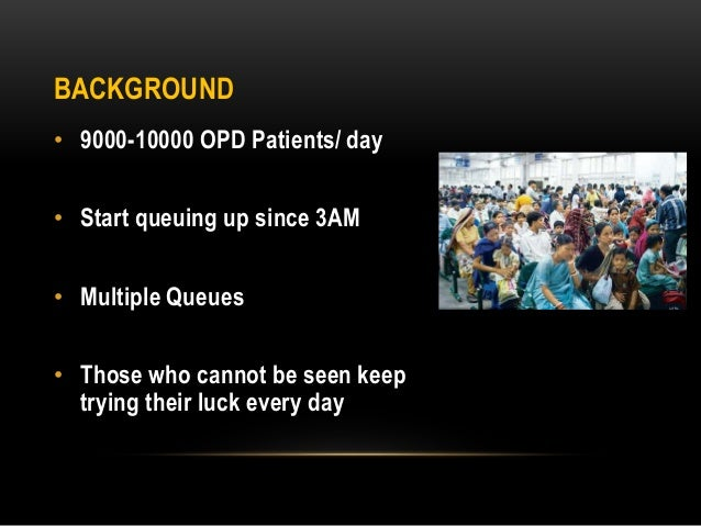 Aiims appointment system- Our Journey Slide 2