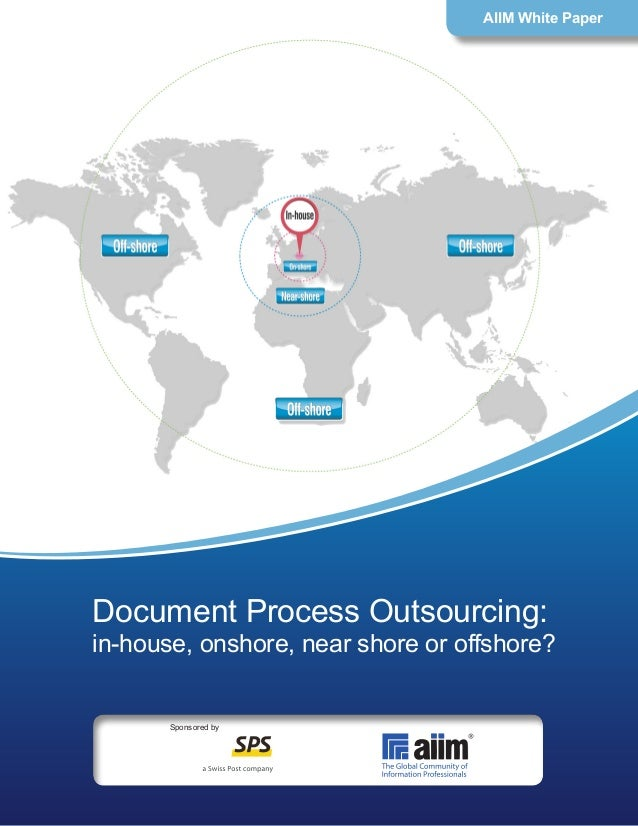 Offshore it outsourcing term paper