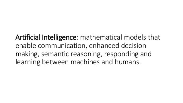 artificial intelligence - in need of an ethical layer? Slide 3
