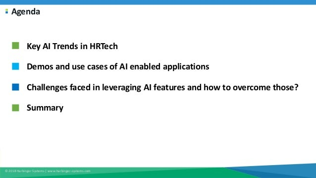 Ai in HR Tech: Trends, Use cases, and Demos Slide 3