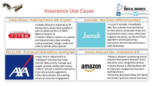 AI in Insurance - InView Primer