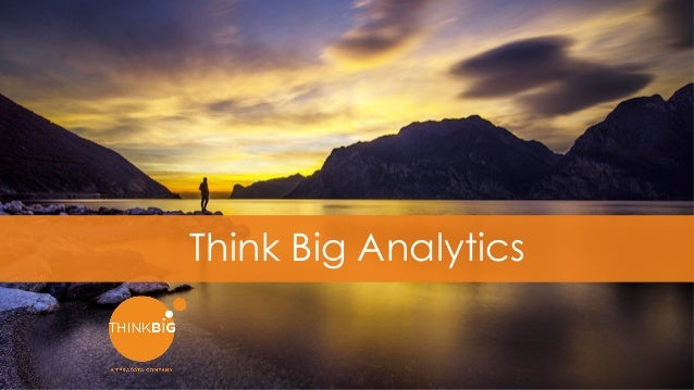 1 1 Think Big Analytics