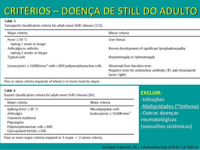 AIJ SISTÊMICA -AIJ SISTÊMICA - RASHRASH Ravelli, A.; Lancet (2007); 369:767-78 -Macular ou maculopapular -Toráx, abdome, e...