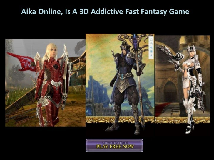 Aika Online, Is A 3D Addictive Fast Fantasy Game<br />