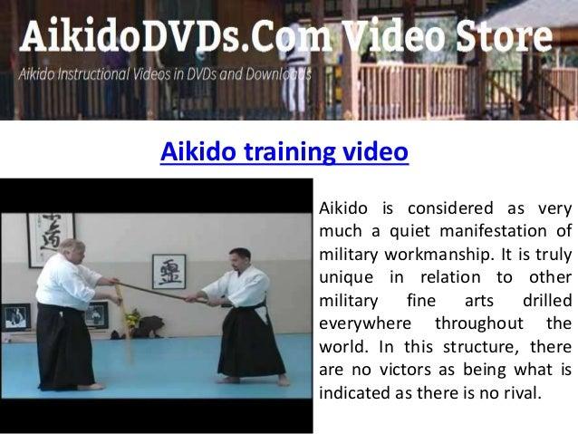 Aikido Training Video