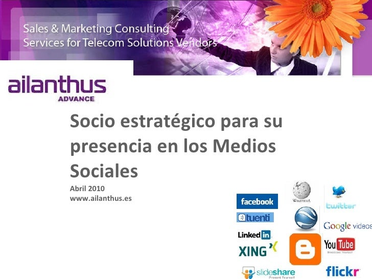 MarCom en MediosSocialespara TIC<br />