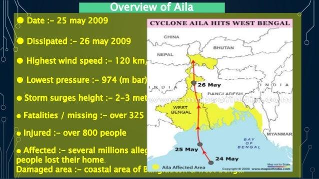 cyclone aila bangladesh case study