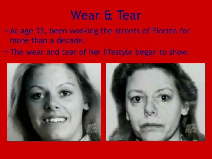 Young aileen wuornos