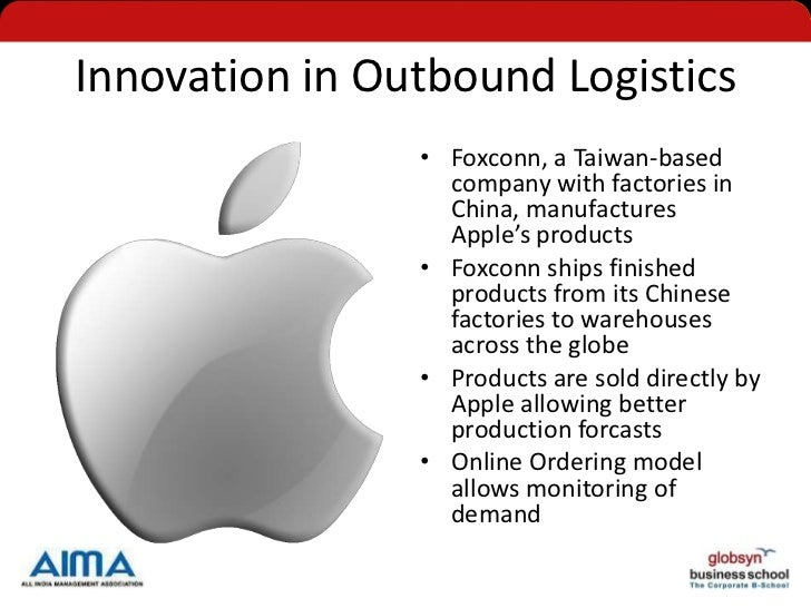 the innovation value chain of outbound Global value chain analysis on samsung electronics  with the aim of outlining innovation entry points for canadian companies by identifying  the value chain of .