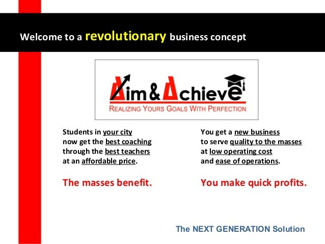 Students in your city now get the best coaching through the best teachers at an affordable price. The masses benefit. Welc...
