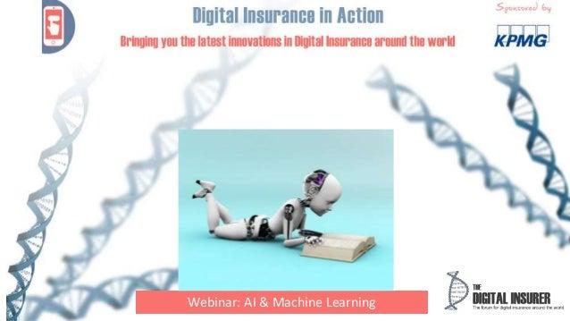 1 Why Telematics? Webinar: Insurance Aggregators In Asia 29th September 2015 Webinar: AI & Machine Learning