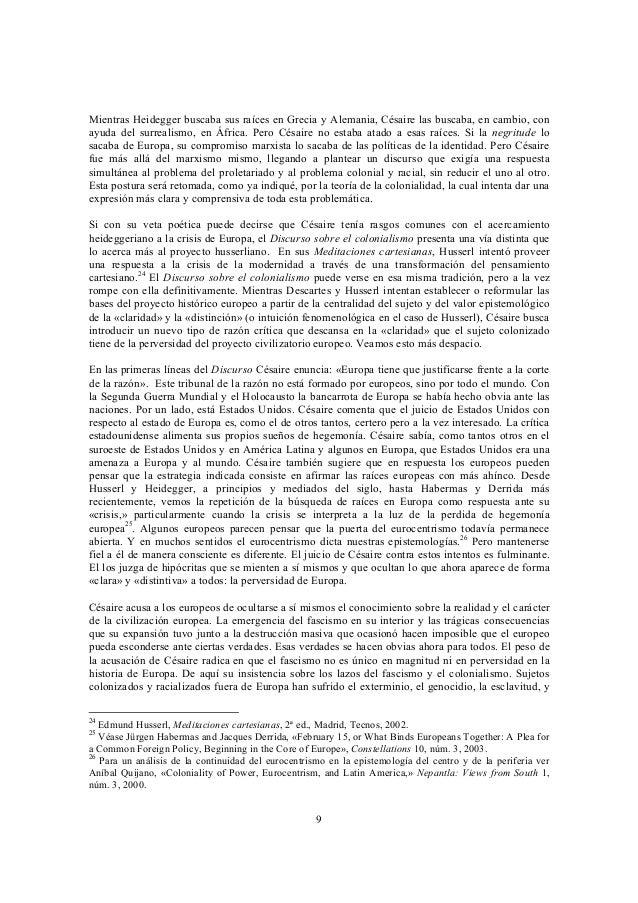Crisis Essay European Fanon Human Man Philosophy Science