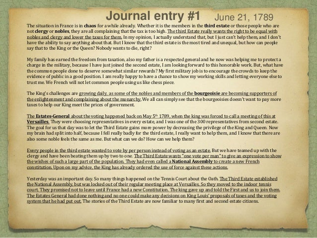 Journal - The Book of Original Entry: