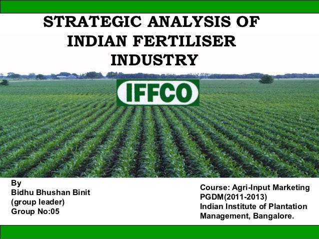 indian fertilizer market Indian farmers fertilizer co-op ltd 34, nehru place, new delhi-110019 bangalore tel madras fertilizers limited marketing services deptmanali, chennai -600068 tel: (044) 5941001.