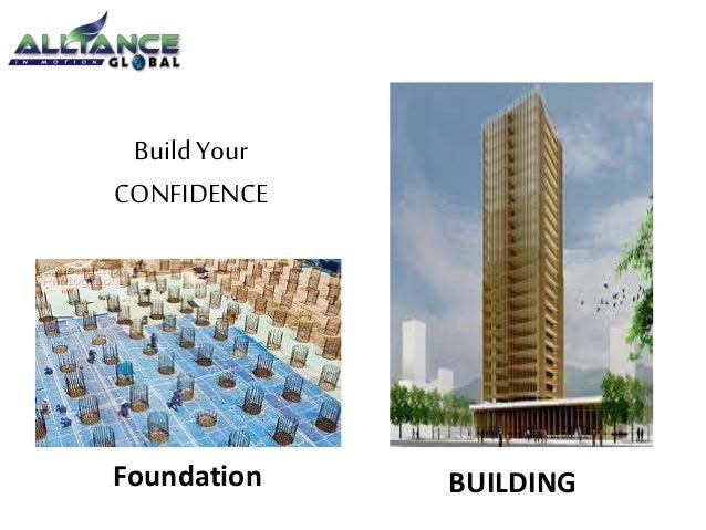 Foundation BUILDING BuildYour CONFIDENCE