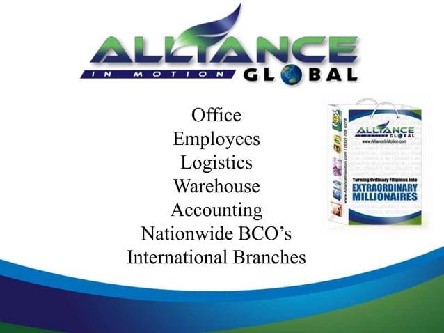 Aim global presentation