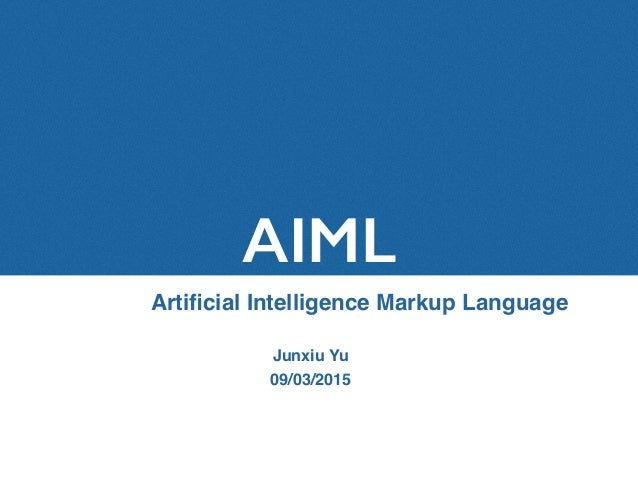 Image result for aiml