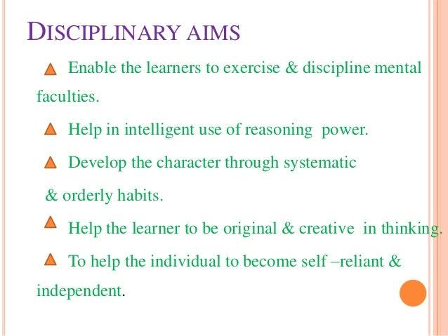 Aim & objective of teaching mathematics