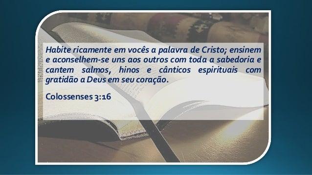 A importancia da Escola Bíblica Dominical