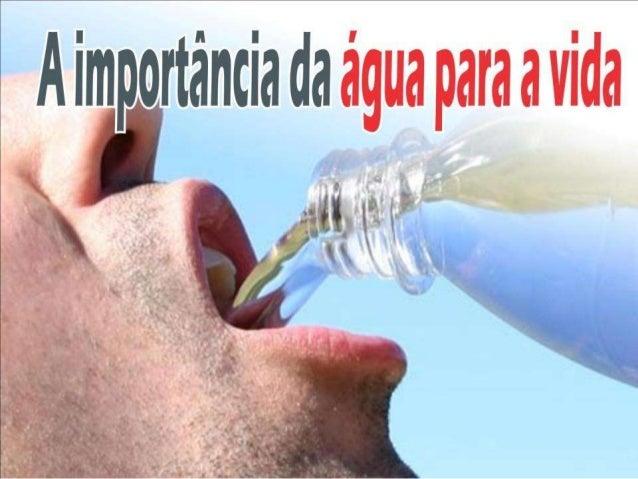TERRA: PLANETA ÁGUAA água (H2O) é uma substância inorgânicaessencial à vida e uma das maisabundantes no nosso planeta.Esti...