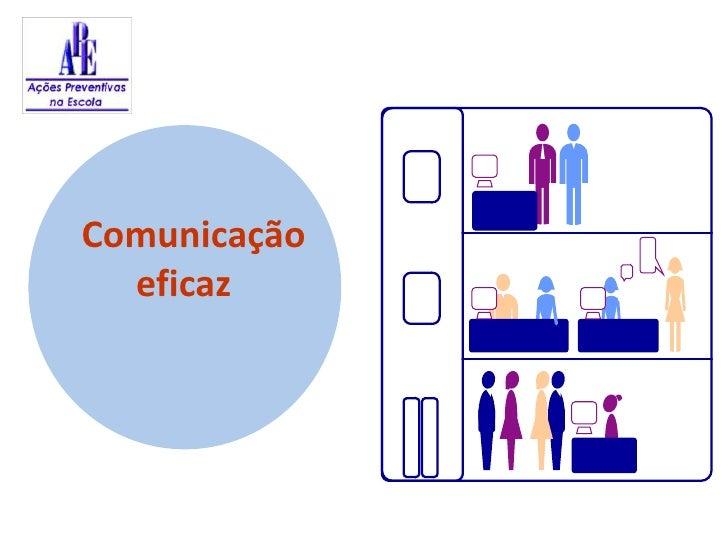 Comunicação <br />eficaz<br />