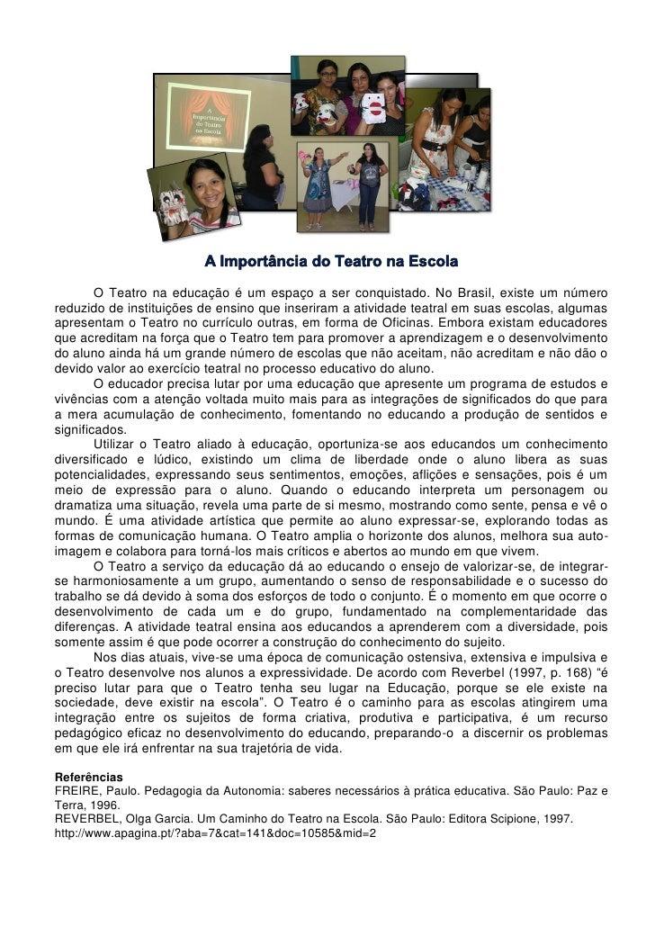Armario De Quarto Feito De Caixote ~ A import u00e2ncia do teatro na escola PROFAP 2 u00b0 ENCONTRO
