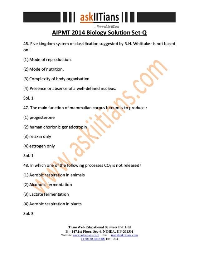 biology question bank for neet