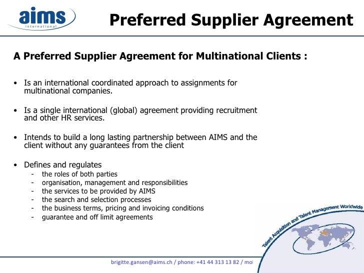 Aims Presentation Int Ch Bg 20090527 For Linkedin