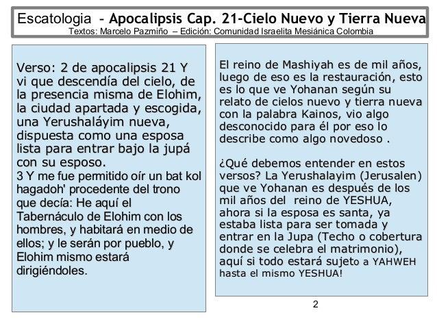 Apocalipsis 21 Slide 2