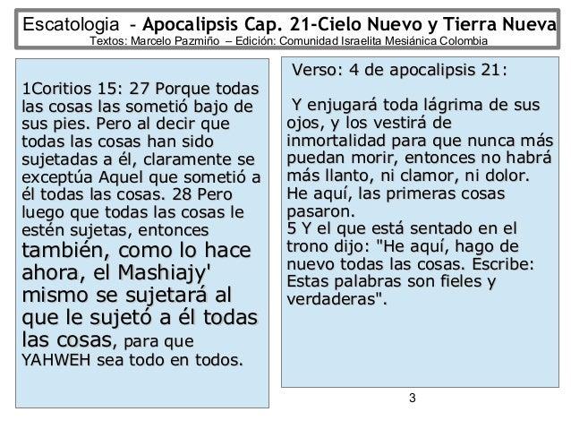Apocalipsis 21 Slide 3