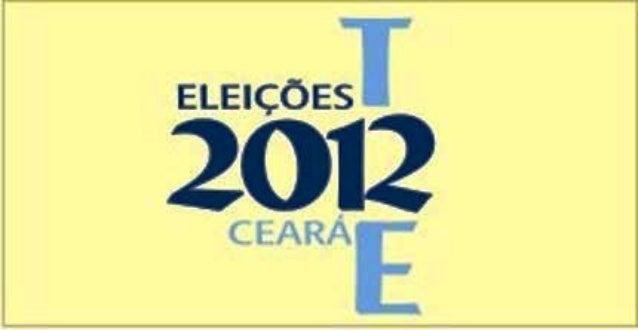 Ano 2014, Número 133 Fortaleza, Página 9segunda-feira, 21 de julho de 2014 Diário da Justiça Eleitoral - Tribunal Regional...