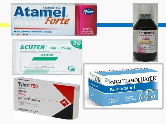 Fármacos Antiinflamatorios no esteroideos (AINE)