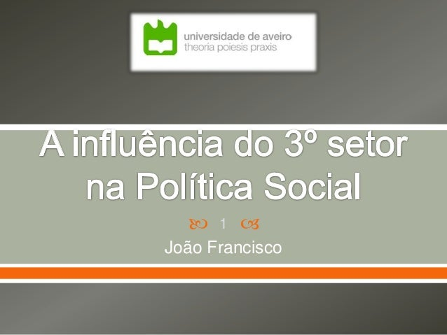   1    João Francisco