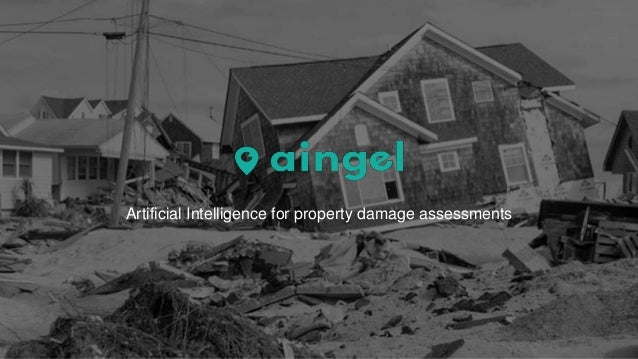 Providing real-time situational awarenessArtificial Intelligence for property damage assessments