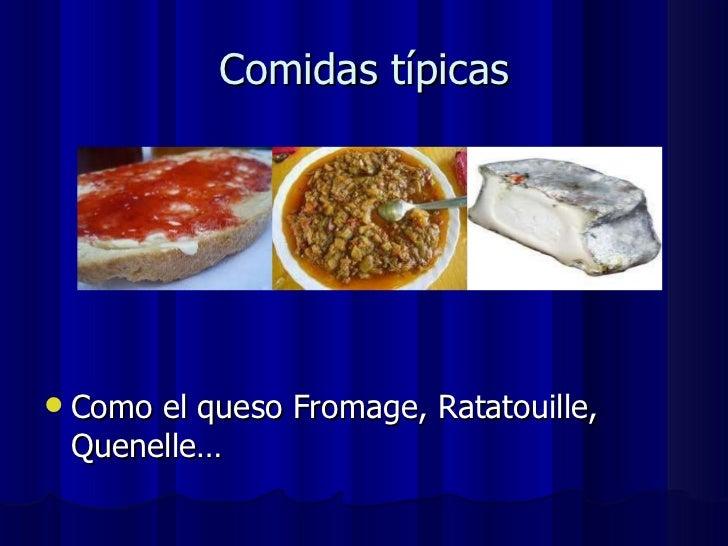 Ainhoa francia for La comida tipica de francia