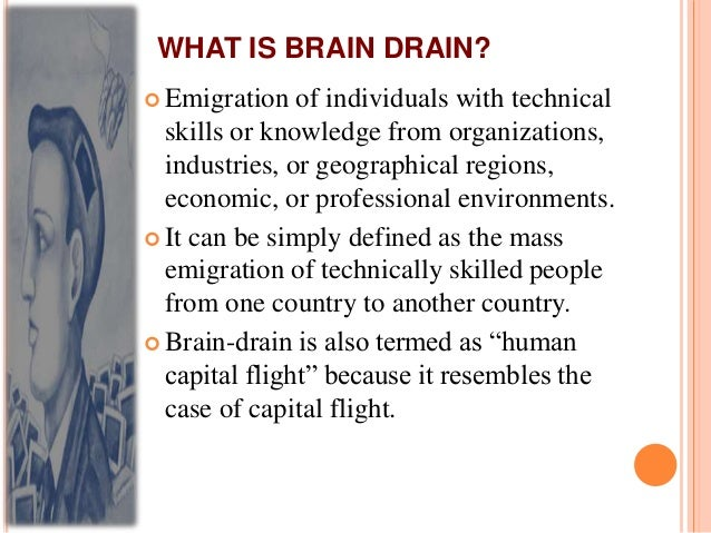 "essay brain drain problem Short speech on ""brain drain the problem of brain drain can be effectively tackled 684 words short essay on problem of brain drain in india."
